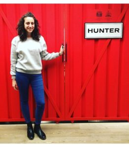 Federica-Caiazzo-Hunter-Boots